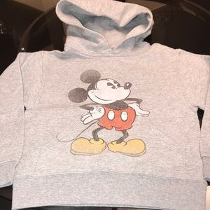 Disney Shirts & Tops - Disney Mickey Mouse Hoodie